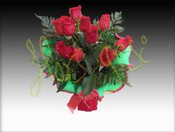 Ramo 10 rosas