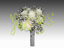 Mini ramo novia 3